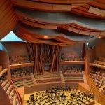 What Disney Hall Sounds Like To An L.A. Philharmonic Musician On Its Stage
