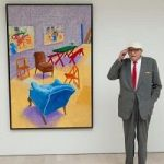 David Hockney At 80: Still Stylish, Sunny, And Stubborn (Especially About Smoking)