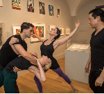 The Smithsonian's First Choreographer In Residence Takes On Sylvia Plath