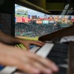 The Very Modern Life Of An Old-Timey Baseball Organist