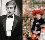 The Story Of Donald Trump And His Fake Renoir