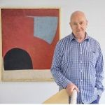 Sean Scully's Ex-Assistant Charged With Stealing His Paintings