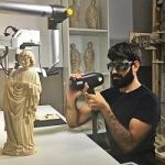 A New Technique To Preserve Fragile Medieval Alabaster Sculpture