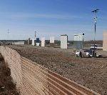 Saltz: Border Wall Prototypes Are Minimalist Art