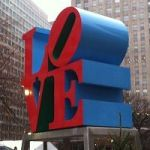 Turns Out Philly's 'LOVE' Sculpture Has Had The Wrong Color All These Years