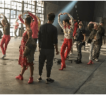 Benjamin Millepied Choreographs A Runway Show, With Dancers, In A Video