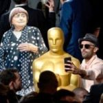 Agnès Varda Sends Cardboard Cutouts Of Herself To Oscar Nominees' Lunch