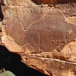 2,000-Year-Old Rock Sculptures Of Camels Found In Saudi Desert