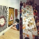How Judy Chicago Made 'The Dinner Party' Over Five Long, Strenuous Years