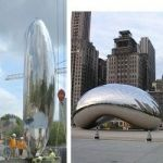 The War Of The Beans: Chicago And Houston Papers Totally Diss Each Other's Anish Kapoor Sculptures