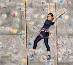 When You're One Of TV's Rare Latina Leads, You Have To Prove Yourself In Many Arenas (Including The Climbing Wall)