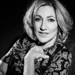 Edie Falco Plays Tough Women On TV, But She's The Self-Described 'Buddhist Mom' To Her Neighborhood