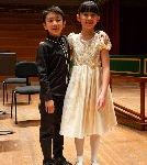 A Ten-Year-Old From Australia Becomes The Youngest Ever Winner Of The Menuhin Competition