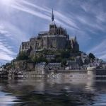 French Government And Auctioneer Battle In Court Over 12th-Century Manuscript From Mont-Saint-Michel