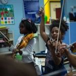 Marin Alsop's Music Program For Baltimore Schoolkids Has Taken Root And Grown