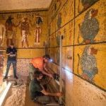 There Are No Hidden Chambers (And No Queen Nefertiti) In King Tut's Tomb, Tests Determines