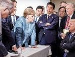 That Instantly Iconic G7 Image: Renaissance Painting Or Internet Meme?