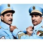 The Changing Of The Guard At 'The Band's Visit': Tony Shalhoub Hands Off The (Actual) Baton