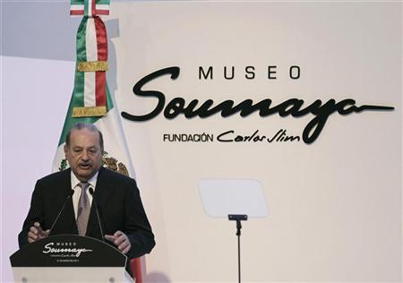 La gran colección y diseño del Soumaya - El Universal - Cultura