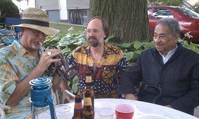 Dean Pratt, Scott Robinson, Frank Wess