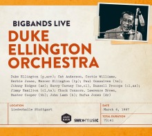 Ellington Jazz Haus