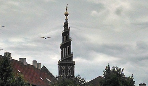 Vor Fresers Kirke (Our Savior Church), Copenhagebn