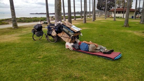 Santa Barbara Sleeper