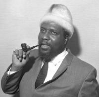 T. Monk w pipe