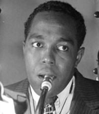 Charlie Parker Head Shot