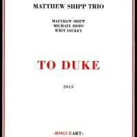 Recommendation: Matthew Shipp