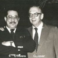 Conover Stamp News & When Paquito Met Willis