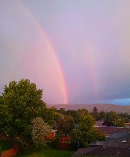 Rainbow June 9 2016