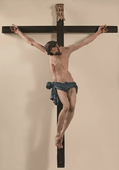 Ferdinando Tacca (Firenze, 1619-1686) Crocifisso 1651