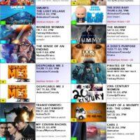 July Movie poster - Arts MR