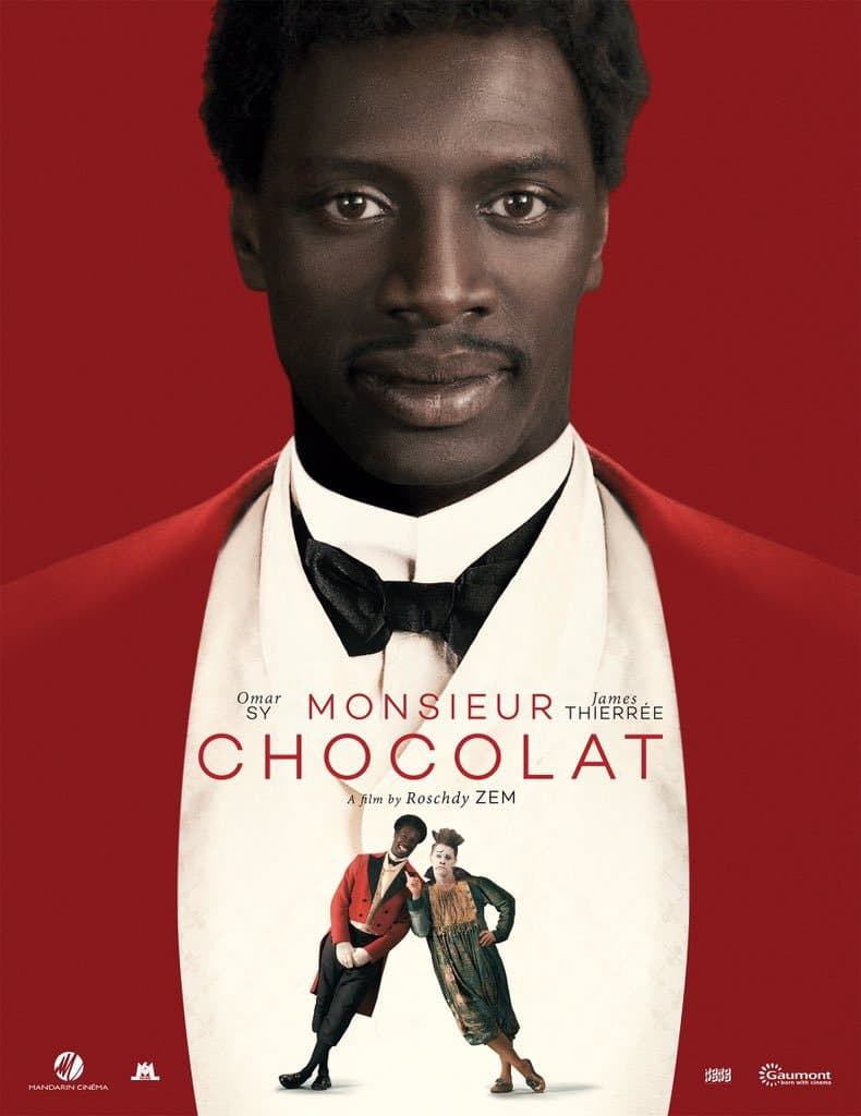 Mr Chocolat - movie poster - Arts MR