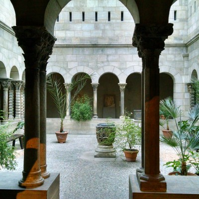 Cloisters outing