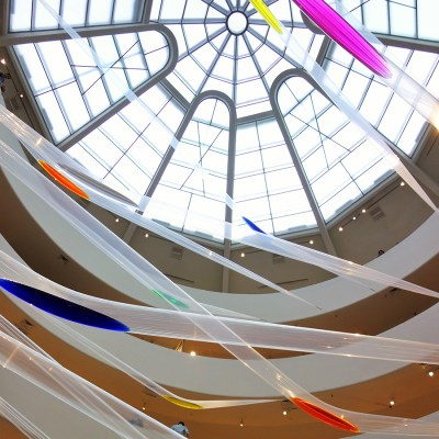 The Guggenheim Museum New York Tour