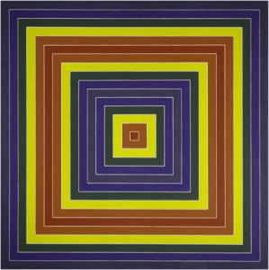 Frank Stella: Whitney Museum of Art