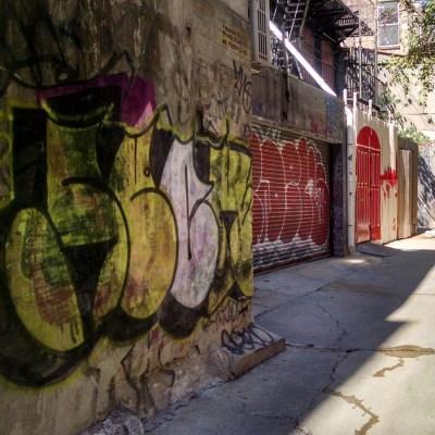 Lower East Side and SoHo Art Tours