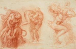 Michelangelo Three Labours of Hercules