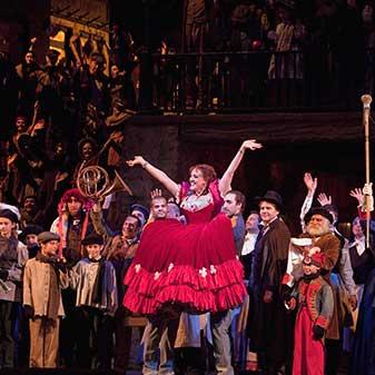 Curso «De Rossini a Wagner: la ópera del Romanticismo»