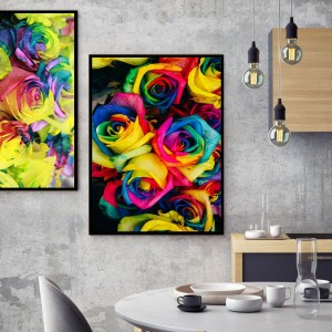 Pack 2 Tableaux d'art Colors