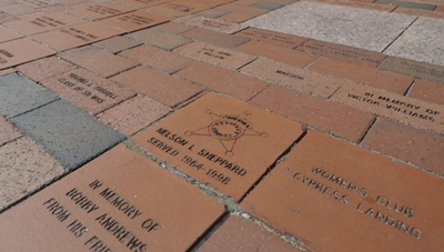 Council revives commemorative brick campaign