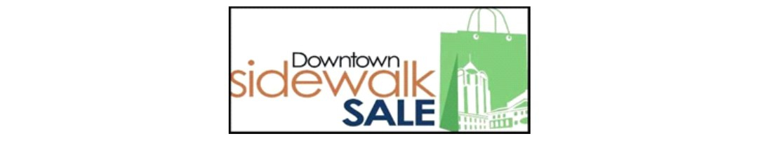 2nd Annual Sidewalk Art Sale