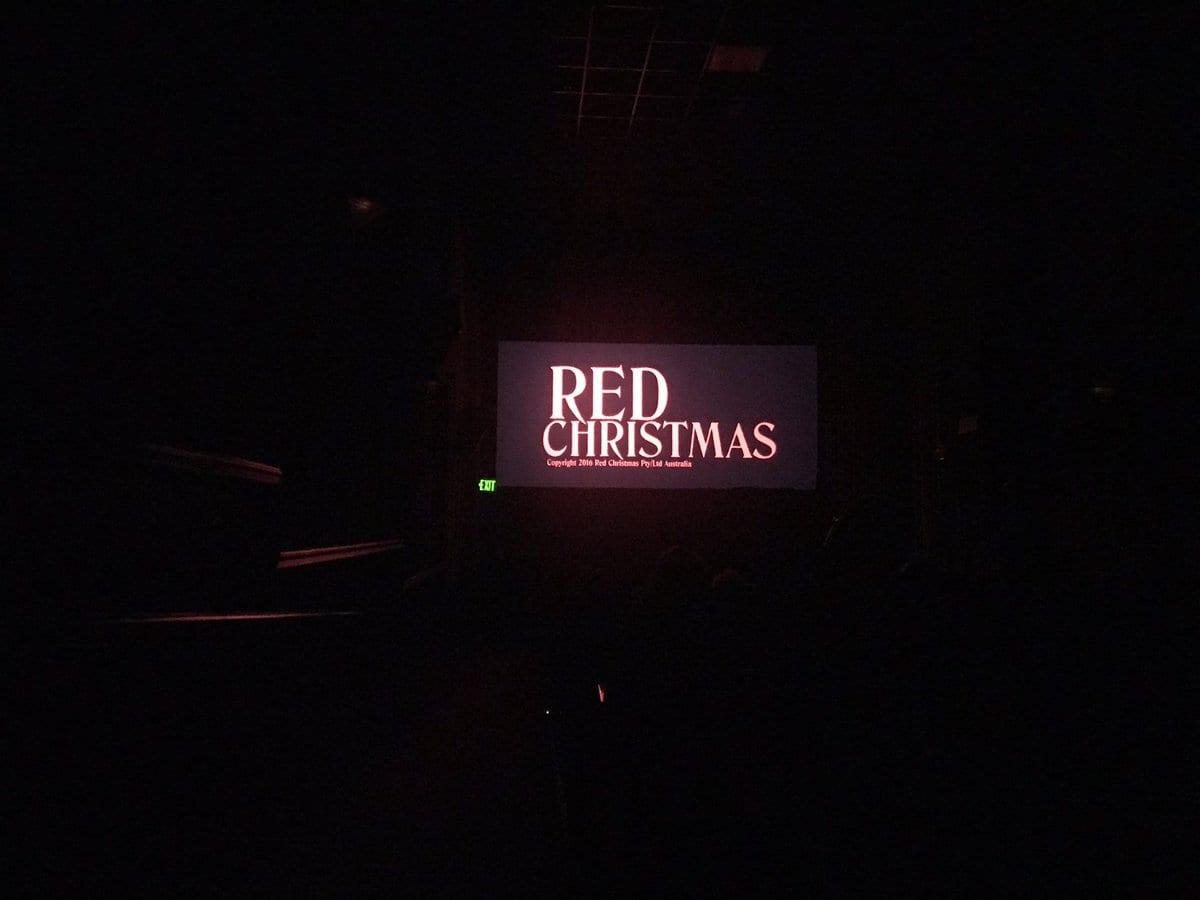 redchristmassceen