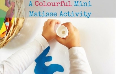 A Colourful Mini Matisse Activity