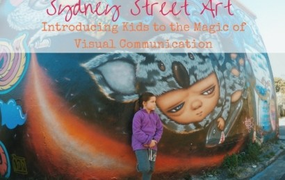 Sydney Street Art: Introducing Kids to the Magic of Visual Communication