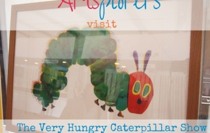 The Very Hungry Caterpillar Show at the Sydney Opera House