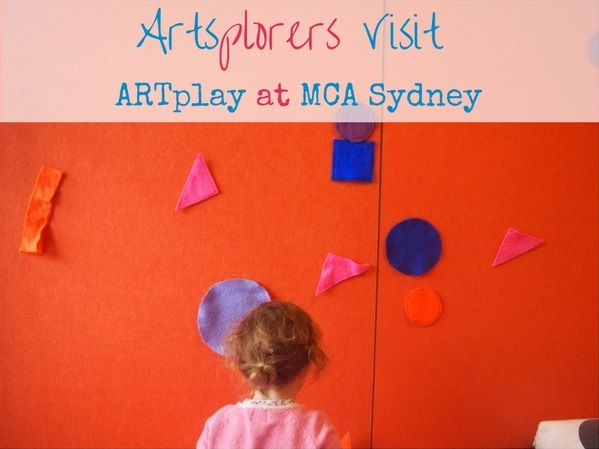 ARTplay at MCA Sydney