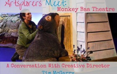 Artsplorers Meet Monkey Baa Theatre: A Conversation With Creative Director Tim McGarry
